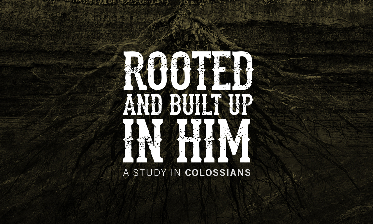 New Sermon Series Beginning January 26th!