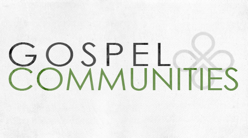 Join A Gospel Community This Fall